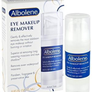 Albolene Eye Makeup Remover 4/$12